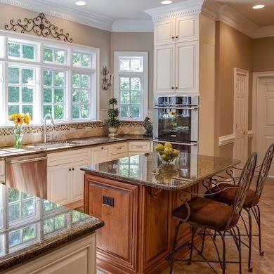 Warna Natural Untuk Dapur Cantik rumah idamanku
