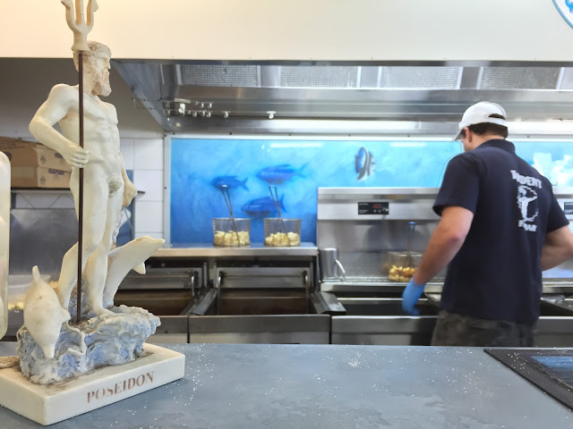 Trident Fish Bar - Poseidon