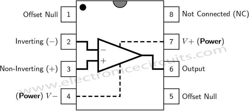 Introduction to 741 operational amplifier tutorial