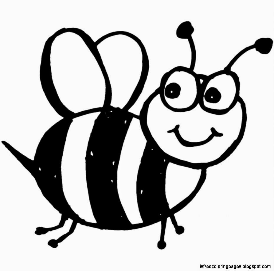 Bees coloring pages free coloring pages for Bees coloring pages