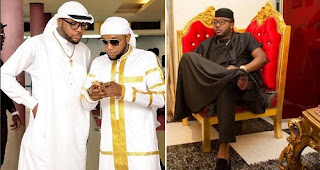 """If E-money & I are doing anything illegal, may God expose us"" -Kcee speaks on their wealth"