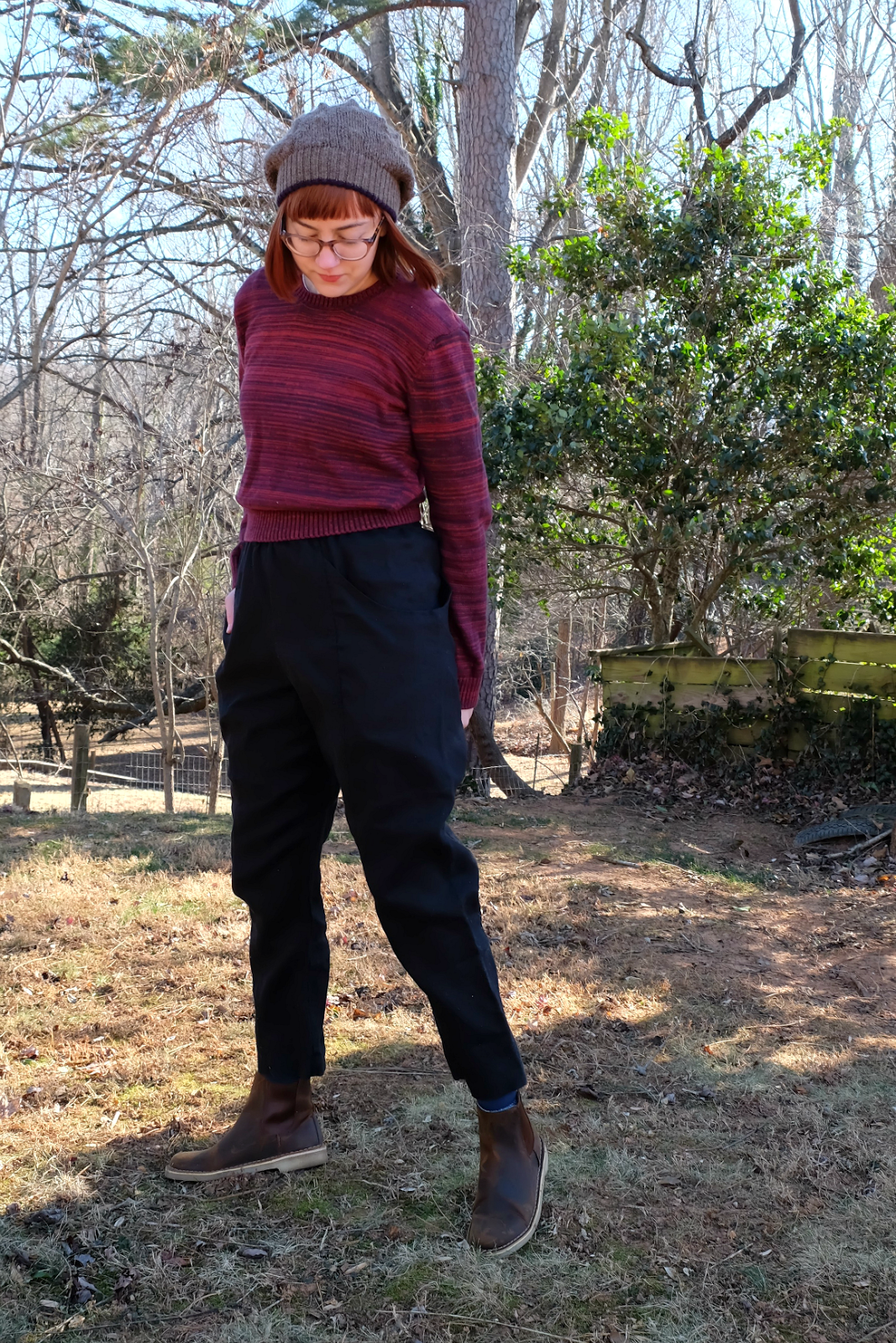 Elizabeth Suzann Clyde Work Pants Review and Grab Bag Review