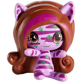 Monster High Clawdeen Wolf Series 1 Pattern Ghouls Figure