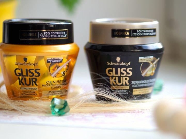 Реновация волос глис кур маска отзывы