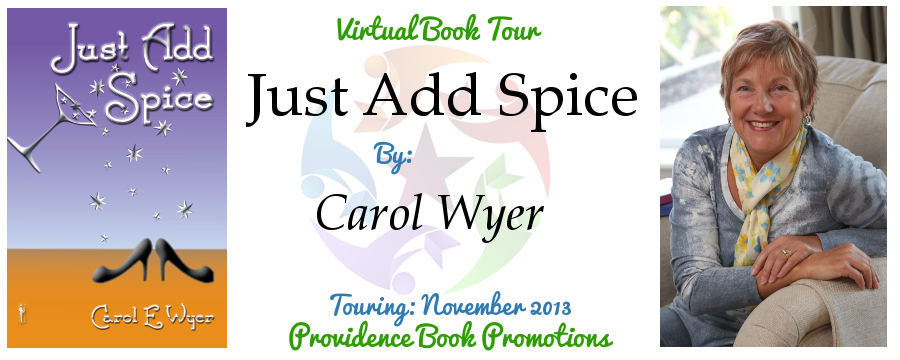 Just Add Spice tour banner