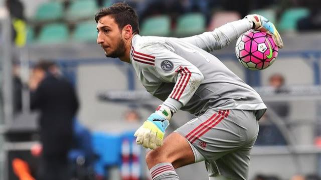 Pelatih Italia: Donnarumma Paling Pantas Jadi Penerus Buffon