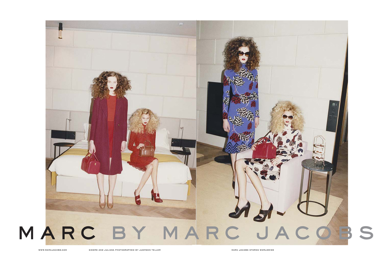 39403e4efae34 WE DON T VOGUE  MARC BY MARC JACOBS FALL 2013 CAMPAIGN ADS