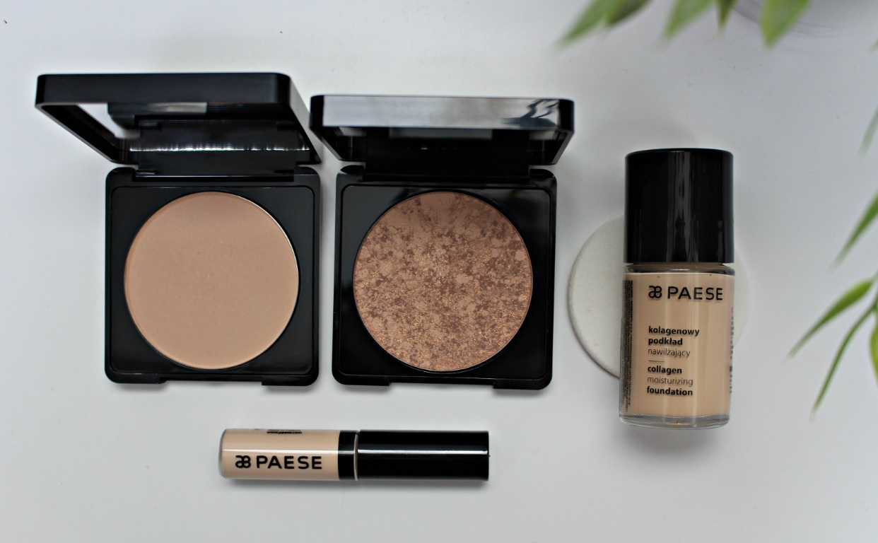 Paese Long Cover Powder en Mosaic Bronzer