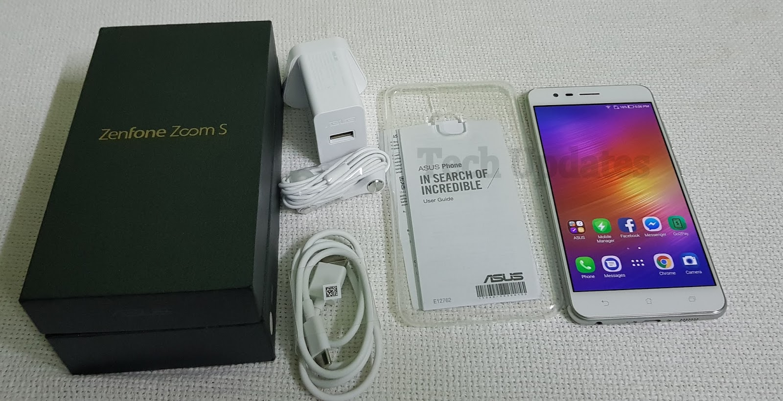 Asus Zenfone Zoom S Unboxing & Photo Gallery - Tech Updates
