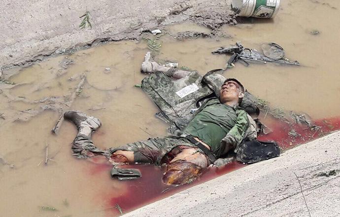 Rituales De Sangre: Behind the Matamoros Cult Killings ... |Matamoros Mexico Murders