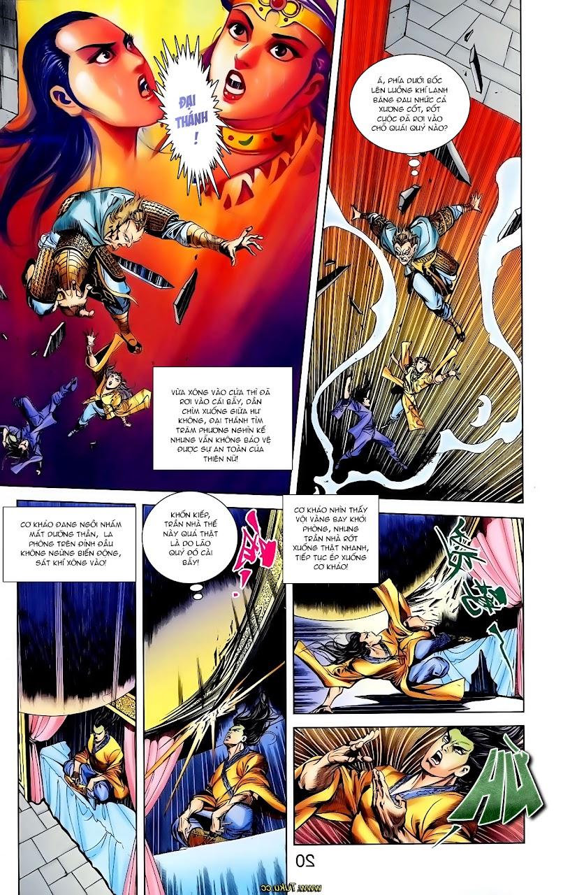 Cơ Phát Khai Chu Bản chapter 112 trang 28