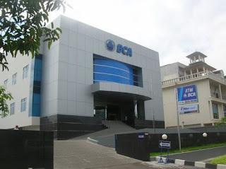 Contoh Surat Lamaran Kerja Bank BCA