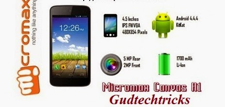 Micromax-canvas-A1-android-features-specifications-price