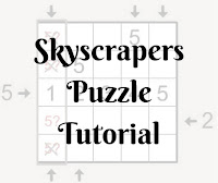Skyscrapers Tutorials from Conceptis Puzzles