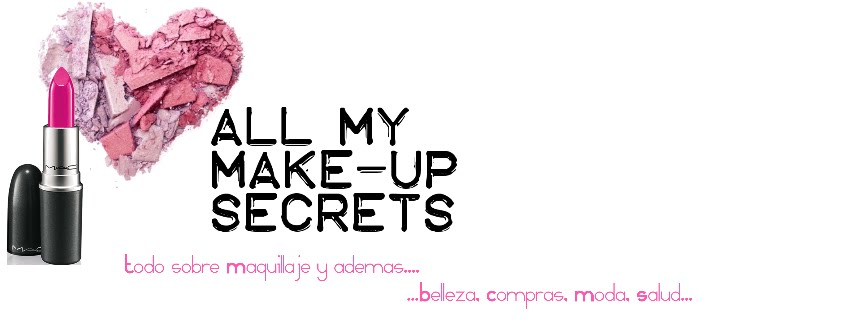 All My Make-Up Secrets