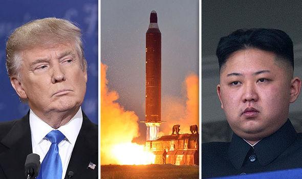 Conflicto Donald Trump Kim Jong Un