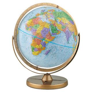 Pioneer Globe for Kids