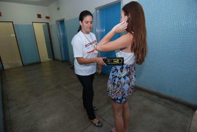 MPPE recomenda a instalação de detectores de metais em escolas e faculdades do Recife