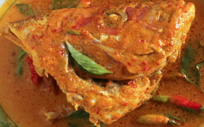 Resep Masakan Gulai Kepala Ikan Kakap Merah Enak Ala Padang