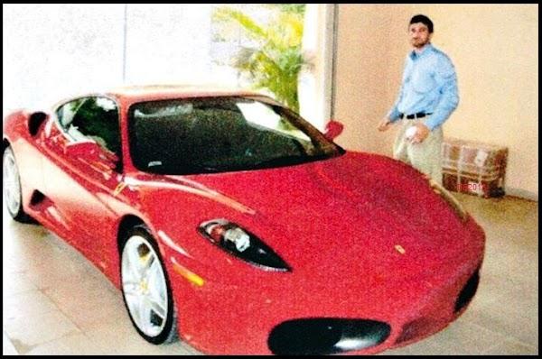 Funcionario priista tenía colección de autos de lujo y propiedades en EU