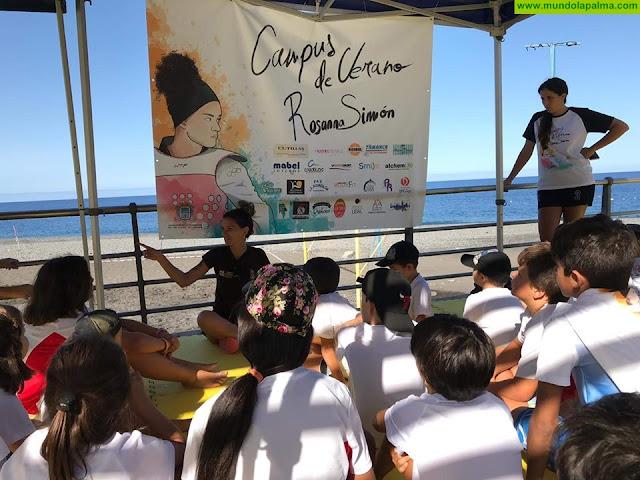El Cabildo promueve la concienciación medioambiental de los jóvenes con el proyecto 'La Palma Recicla Verano'