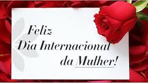 O dia Internacional da Mulher é celebrado em 8 de março