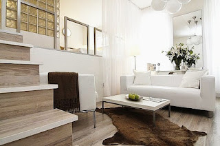 Tips layout of mirrors in the house for a minimalist home
