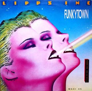 Lipps, Inc. - Funkytown okładka singla