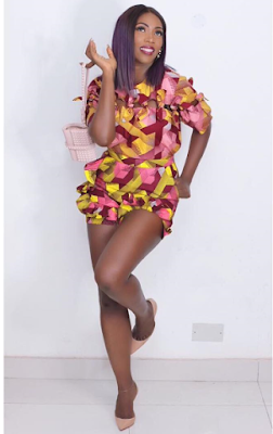 Tiwa Savage stunning in new photos