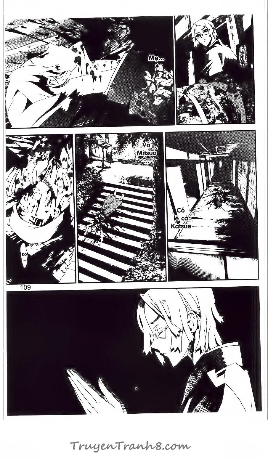 Shiki chapter 41 trang 12