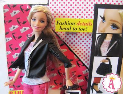 Фото куклы барби из коллекции Стайл (Стиль) 2014 года
