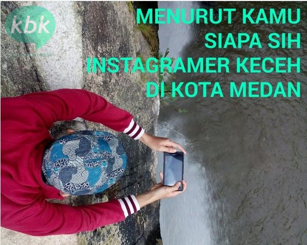 5 Instagram Personal di Kota Medan wajib kamu follow