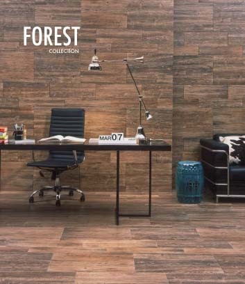 Homogenous Tile Motif Kayu ex. Venus Forest Collection
