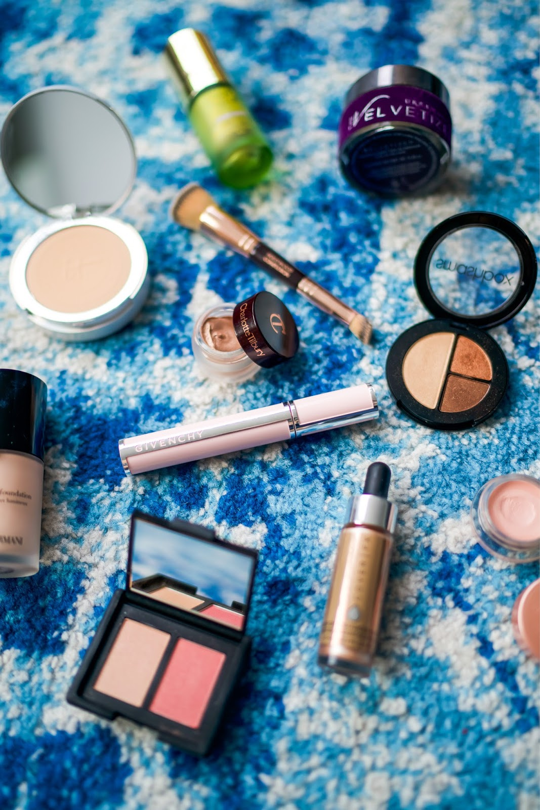 Makeup Review: January by popular New York style blogger Covering the Bases