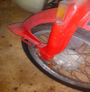 Gambar fork motor c70