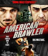 American Brawler (2013) Dual Audio Hindi Download 300mb BluRay 480p