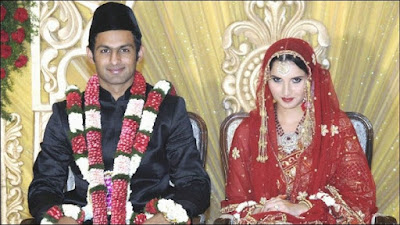 Shoaib-Malik-And-Sania Mirza-Wedding Pictures 4