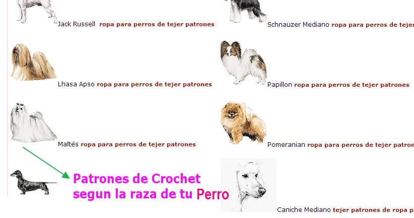 Como Hacer Un Jersey De Crochet Para Perro - English Sweater Vest