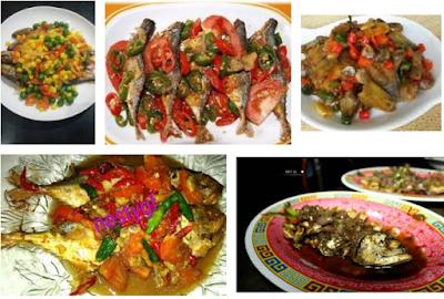 Resep Masakan Tumis Ikan Peda Tomat Petai  Resep Tumis Ikan Peda Tomat Petai Lezat Spesial Ramadhan