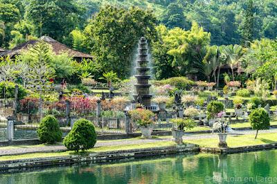 Tirtagangga - water palace