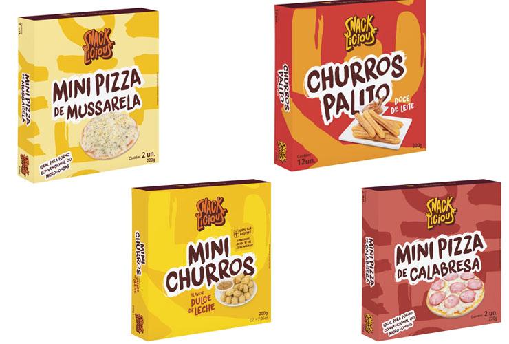 snacks gostosos chegam ao brasil