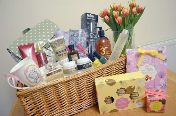 Pampering Ideas this Mother's Day
