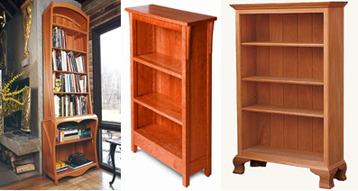 Bookcase are  an extremely useful for home storage and space saving.If you want build a bookcase, This Woodworking plans list will hepl you to find and discover the best free bookcase project plans and building tips.  So by Printing one of these free bookshelf plans and you'll have everything you need to get started building a bookcase for any room in your house.