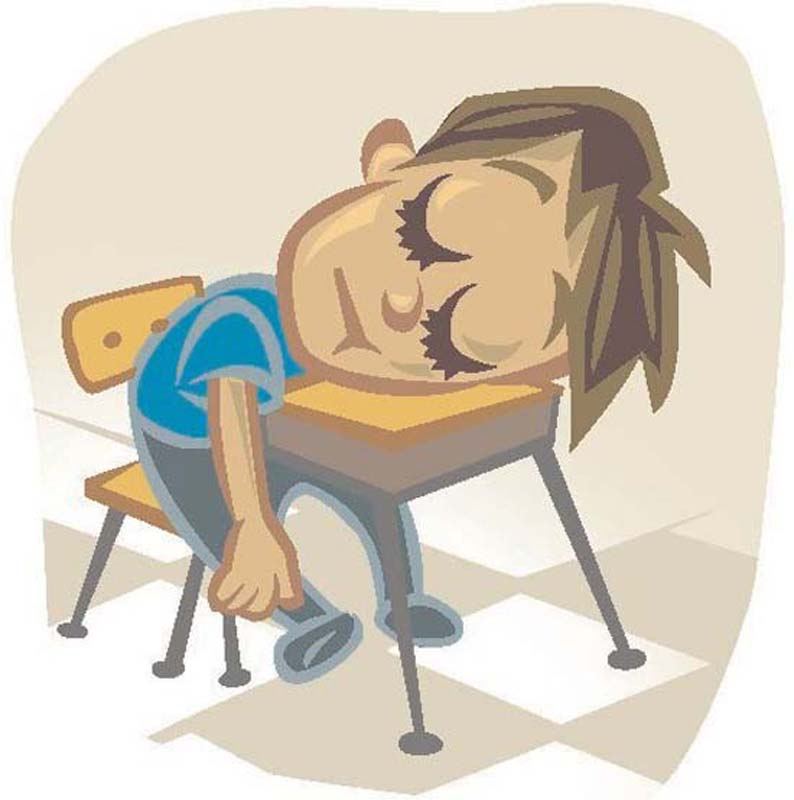 Усталость после сна причины