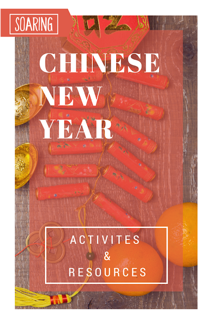 Chinese New Year resources, activities, app suggestions, literacy stations, book suggestions, and chopstick ideas!