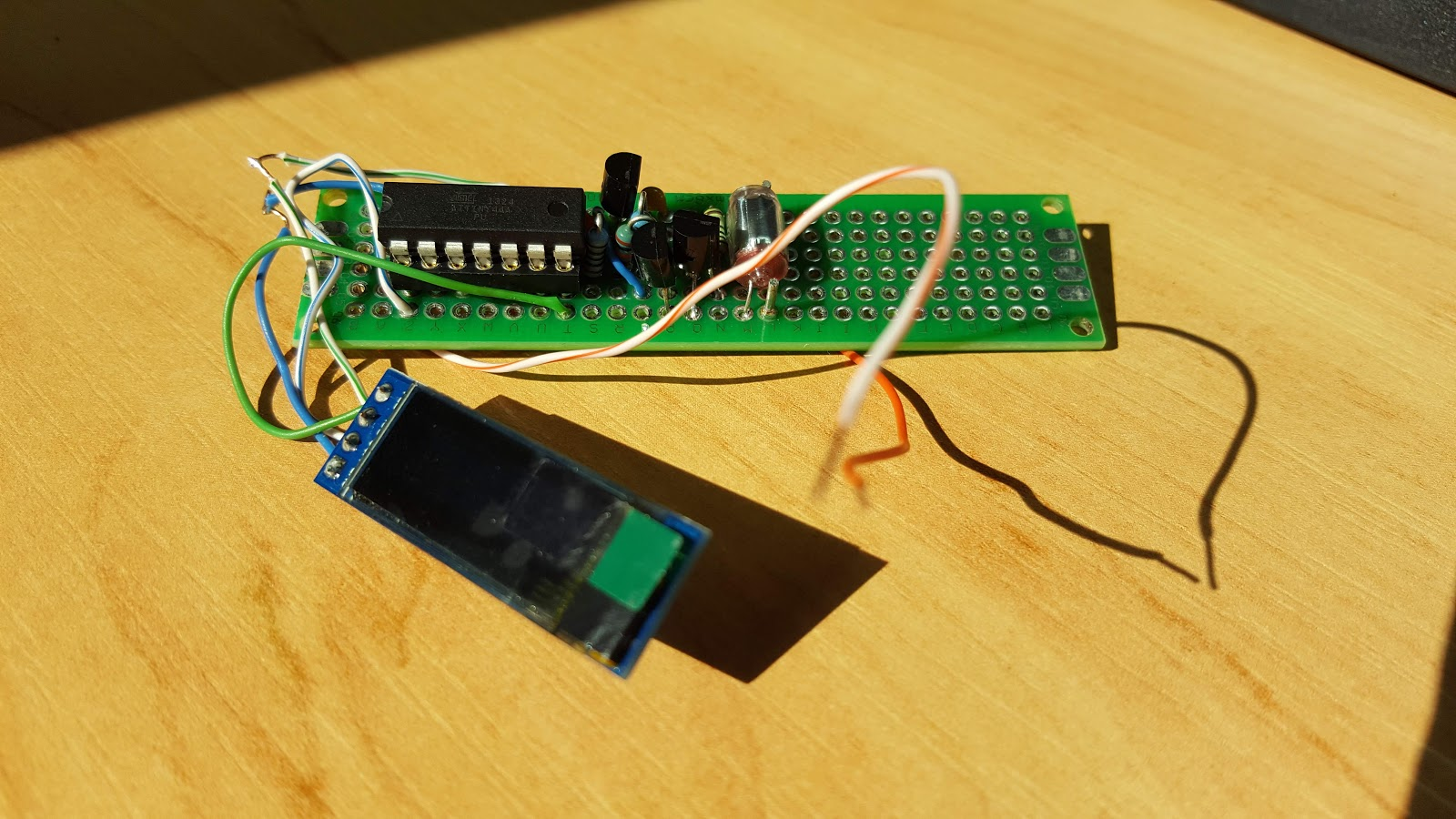 Space Cabbage 2018 Inductance Meter Circuit