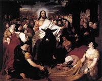 La Entrada Triunfal de Cristo en Jerusalén