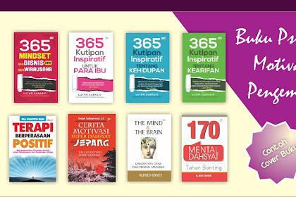 Buku Perpustakaan Desa - Buku Psikologi, Motivasi dan Pengembangan Diri