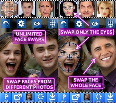 6 Aplikasi Swap Face Yang Membuat Foto Anda Terlihat Lucu