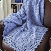 Mantas a Crochet